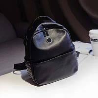 Стильный рюкзак из натуральной кожи.