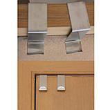Накладная вешалка крючок на дверь, фото 5