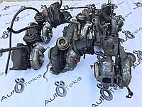 Турбіна 4.0 cdi ліва Mercedes ml-class w163 A6280960499