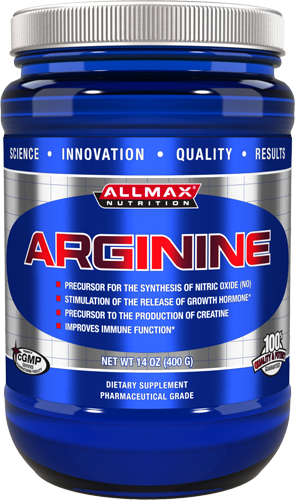 Allmax Arginine 100g