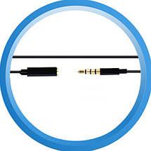Удлинитель стерео аудио AUX jack-3.5  2 м, фото 2
