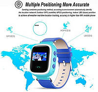 Детские умные GPS часы Smart Baby Watch Q80
