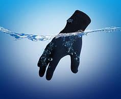 Перчатки водонепроницаемые