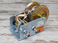 Лебедка ручная барабанная Sigma 6134021 900 кг