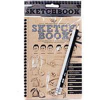 Набор креативнои творчости SKETCH BOOK