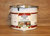 Масло - воск, махагон (62), Holzwachs Lasur 2.5 litre, Borma Wachs