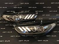 Передняя оптика Ford Fusion Mondeo, фото 1