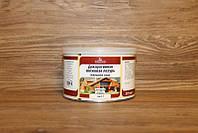 Масло-воск, тик (каштан) 17, Holzwachs Lasur, 0.375 litre, Borma Wachs