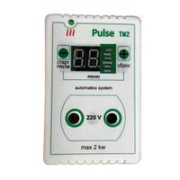Реле времени, таймер цифровой в розетку Pulse TM2-10