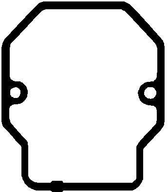 Прокладка кришки клапанної MAN D2866LF23-28/30-32/36-43/45/D2876LF03-11/14 (в-во Victor-Reinz)