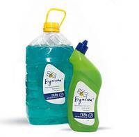 Средство чистящее кислотное «Гель для мытья унитазов» 750 мл