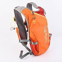 Рюкзак для гидратора Hasky 10L оранжевый, фото 1