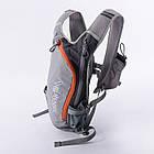 Рюкзак для гидратора Hasky 10L серый, фото 5