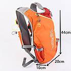 Рюкзак для гидратора Hasky 10L серый, фото 3