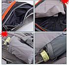 Рюкзак для гидратора Hasky 10L серый, фото 8