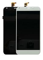 ✅Дисплей Archos 55 Cobalt Plus с сенсором (тачскрином) серебристый