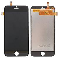 ✅Дисплей Blackview Ultra Plus с сенсором (тачскрином) черный