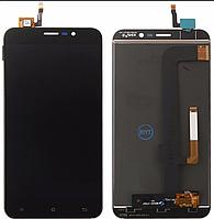 ✅Дисплей Cubot Note S с сенсором (тачскрином) черный