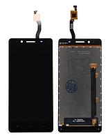 ✅Дисплей Cubot X16 / X17 с сенсором (тачскрином) черный