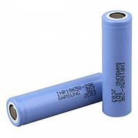 Аккумулятор Samsung INR18650-29E 2900mAh (ток 8А) (Оригинал)