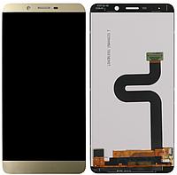 ✅Дисплей LeTV One Max X900 с сенсором (тачскрином) золотой