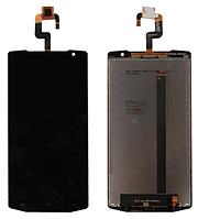 ✅Дисплей Oukitel K10000 с сенсором (тачскрином) черный