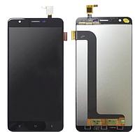 ✅Дисплей Oukitel U15 Pro с сенсором (тачскрином) черный