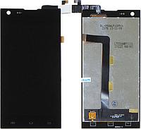 ✅Дисплей THL T100 / T100s с сенсором (тачскрином) черный