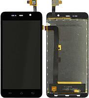 ✅Дисплей THL W200 с сенсором (тачскрином) черный