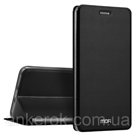 Чехол-книжка Mofi для Xiaomi Redmi Note 4x (Black)