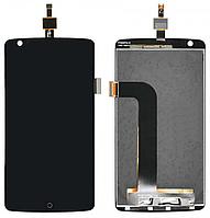 ✅Дисплей ZTE Axon 7 с сенсором (тачскрином) черный