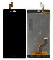 ✅Дисплей ZTE Nubia Z9 mini с сенсором (тачскрином) черный