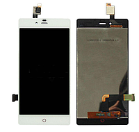 ✅Дисплей ZTE Nubia Z9 mini с сенсором (тачскрином) белый