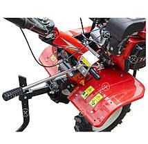 Профессиональный мотоблок Forte 80-G3, Самый надежный 4 тактный мотокультиватор 7 л.с для обработки земли, фото 3