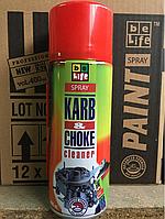 Средство для очистки карбюратора BeLife Carb Cnoke Cleaner