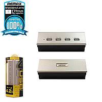 USB-концентратор Remax 4 Ports USB Charger RHUB-G402 4.2A