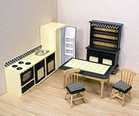 Мебель для домика Кухня ТМ Melissa&Doug