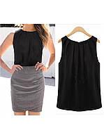 """Женская блузка летняя """"лейли""""  до 54 размера"""