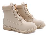 Женские ботинки BL2519-3Y BEŻOWY