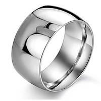 Широкое мужское кольцо из нержавеющей стали Франка Рамме 152833 (17.3 21.5 22.3 размеры в наличии)