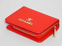 Шанель матовый квадратный цвет красный