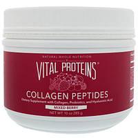 Vital Proteins, Пептиды коллагена, ассорти ягод, 10,8 унций (285 г)