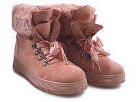 Женские ботинки 8898 RÓŻOWY