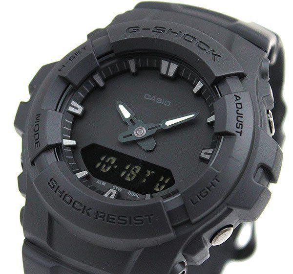 Часы Casio G-Shock G-100BB-1A