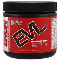 EVLution Nutrition, ENGN, предтренировочный продукт, фруктовый пунш, 5,9 унц. (168 г)