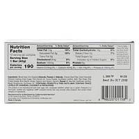 California Gold Nutrition, Gold Bar, Dark Chocolate Nuts & Sea Salt Bar, 12 Bars, 1.4 oz (40 g) Each