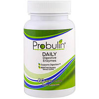 Probulin, Пищеварительные ферменты, 60 капсул