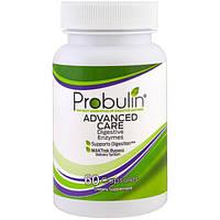 Probulin, Профессиональный уход, пищеварительные ферменты, 60 капсул