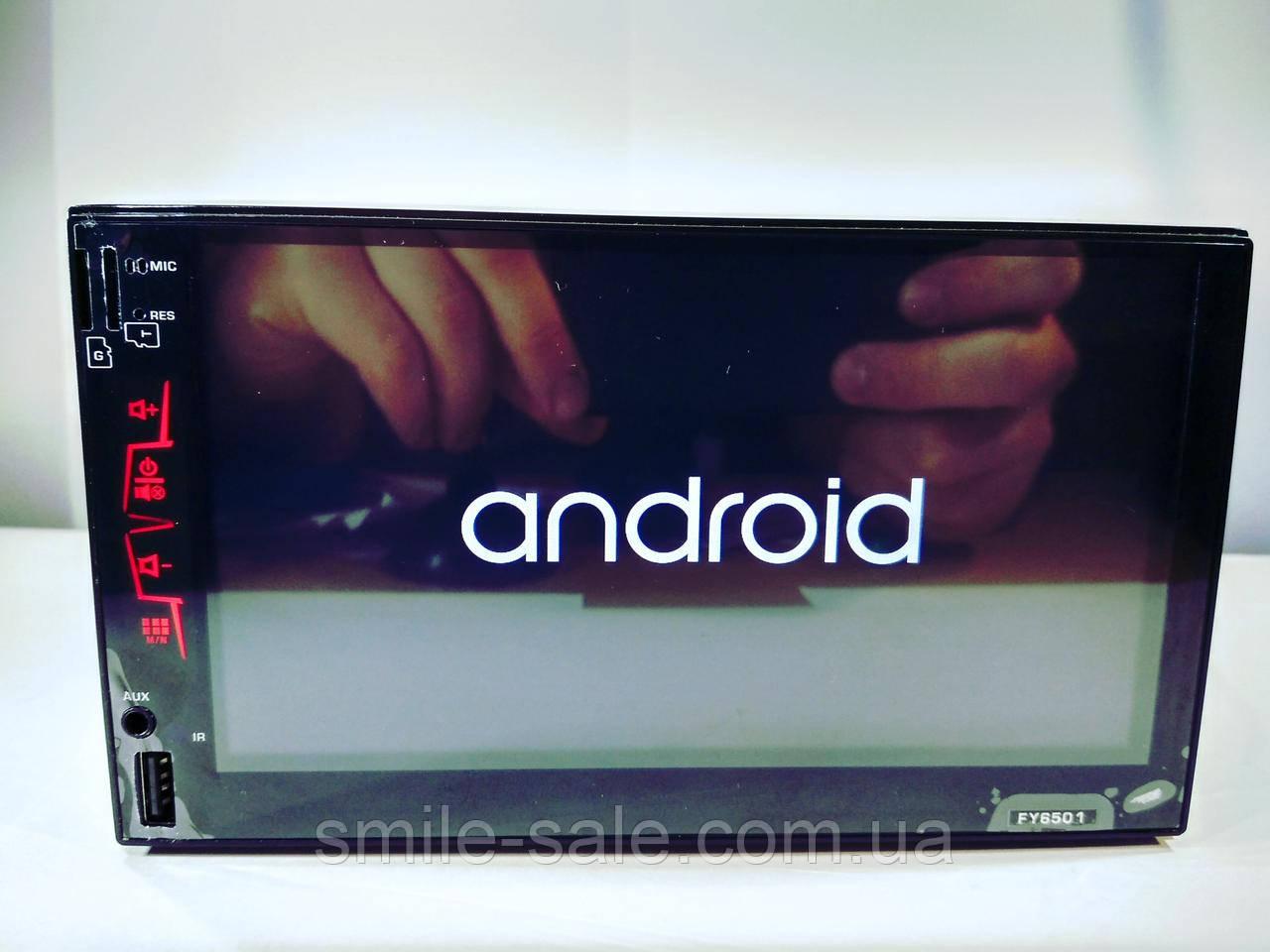 "2din Автомагнитола Pioneer FY6501 GPS + WiFi + 4Ядра +Android  6 + ВИДЕО-ОБЗОР - Интернет-магазин электроники ""Smile-Sale"" в Одессе"