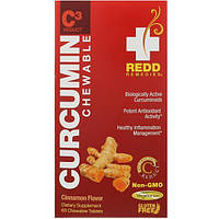 Redd Remedies, Curcumin C3 Reduct, 60 Chewable Tablets